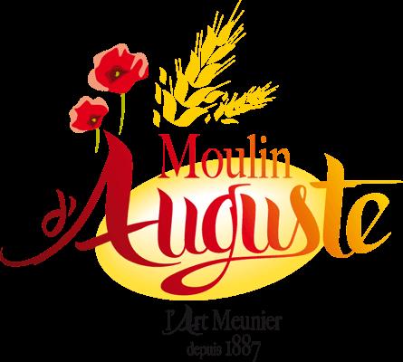 Moulin d'Auguste, fabricant de farines de blé dans l'Eure en Normandie